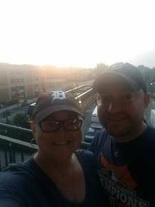 Michelle attended Detroit Tigers vs. Seattle Mariners - MLB on Jun 8th 2021 via VetTix