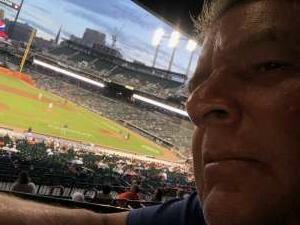 James Sinclair attended Detroit Tigers vs. Seattle Mariners - MLB on Jun 8th 2021 via VetTix