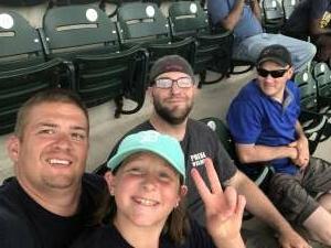 Matt attended Detroit Tigers vs. Seattle Mariners - MLB on Jun 8th 2021 via VetTix