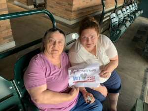 Great Game and Tigers Win! attended Detroit Tigers vs. Seattle Mariners - MLB on Jun 8th 2021 via VetTix