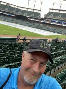 Don attended Detroit Tigers vs. Seattle Mariners - MLB on Jun 8th 2021 via VetTix