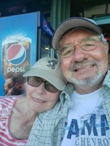 Gary Pozenel attended Detroit Tigers vs. Seattle Mariners - MLB on Jun 8th 2021 via VetTix