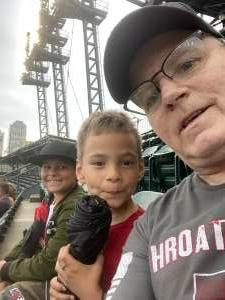 Gunny attended Detroit Tigers vs. Seattle Mariners - MLB on Jun 8th 2021 via VetTix
