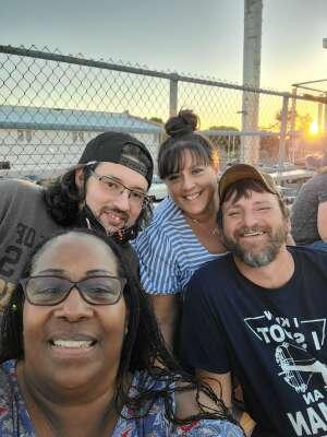 Michael Ackley  attended AZ Outkast vs. Kern County Crusaders - Women's Tackle Football on Jun 12th 2021 via VetTix