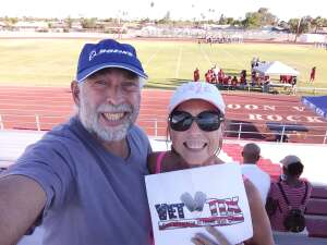 Click To Read More Feedback from AZ Outkast vs. Kern County Crusaders - Women's Tackle Football