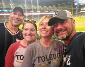 Andrew attended Detroit Tigers vs. Seattle Mariners - MLB on Jun 9th 2021 via VetTix