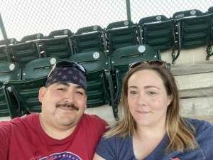 Aaron9216 attended Detroit Tigers vs. Seattle Mariners - MLB on Jun 9th 2021 via VetTix