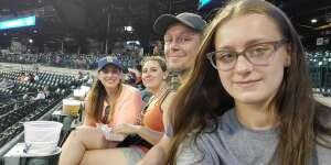 Terry attended Detroit Tigers vs. Seattle Mariners - MLB on Jun 9th 2021 via VetTix