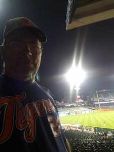 David  attended Detroit Tigers vs. Seattle Mariners - MLB on Jun 9th 2021 via VetTix