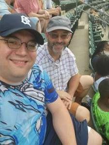 Travis attended Detroit Tigers vs. Seattle Mariners - MLB on Jun 9th 2021 via VetTix
