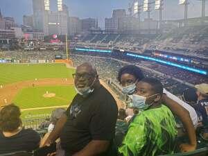 Matthew Dunn attended Detroit Tigers vs. Seattle Mariners - MLB on Jun 9th 2021 via VetTix