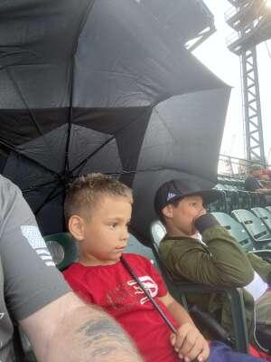 Gunny attended Detroit Tigers vs. Seattle Mariners - MLB on Jun 9th 2021 via VetTix
