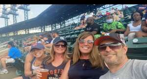Jeff attended Detroit Tigers vs. Seattle Mariners - MLB on Jun 9th 2021 via VetTix