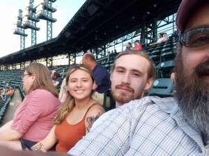 jay attended Detroit Tigers vs. Seattle Mariners - MLB on Jun 9th 2021 via VetTix