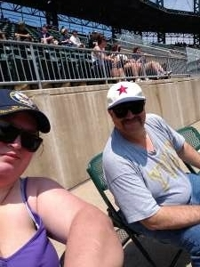 Sandra attended Detroit Tigers vs. Seattle Mariners - MLB on Jun 10th 2021 via VetTix