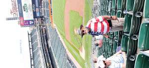 Chris Penney attended Detroit Tigers vs. Seattle Mariners - MLB on Jun 10th 2021 via VetTix