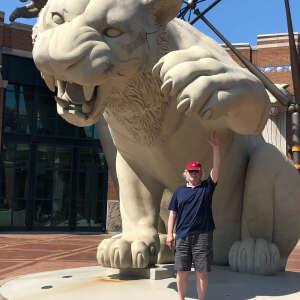 Ritch Cushway attended Detroit Tigers vs. Seattle Mariners - MLB on Jun 10th 2021 via VetTix