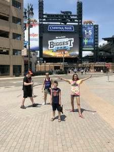 Mark attended Detroit Tigers vs. Seattle Mariners - MLB on Jun 10th 2021 via VetTix