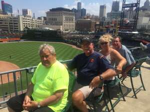 Don Gentry attended Detroit Tigers vs. Seattle Mariners - MLB on Jun 10th 2021 via VetTix