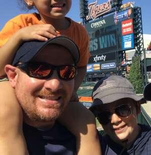 TC attended Detroit Tigers vs. Seattle Mariners - MLB on Jun 10th 2021 via VetTix