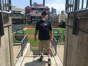 Brett J attended Detroit Tigers vs. Seattle Mariners - MLB on Jun 10th 2021 via VetTix