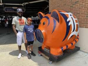 Robert attended Detroit Tigers vs. Seattle Mariners - MLB on Jun 10th 2021 via VetTix
