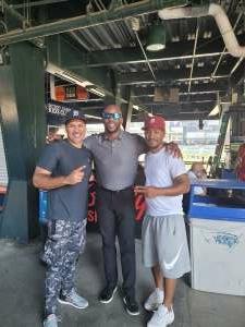Dan P attended Detroit Tigers vs. Seattle Mariners - MLB on Jun 10th 2021 via VetTix