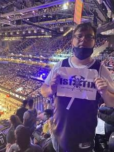 Brian Adams attended Brooklyn Nets vs. Boston Celtics - NBA - First Round Playoffs! ** Vaccinated Fan Section Only ** on Jun 1st 2021 via VetTix