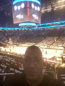 Tomas Torres attended Brooklyn Nets vs. Boston Celtics - NBA - First Round Playoffs! ** Vaccinated Fan Section Only ** on Jun 1st 2021 via VetTix