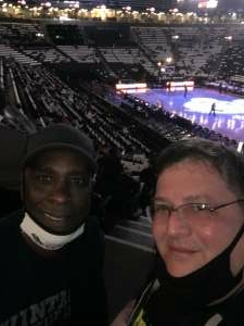 Peter attended Brooklyn Nets vs. Boston Celtics - NBA - First Round Playoffs! ** Vaccinated Fan Section Only ** on Jun 1st 2021 via VetTix