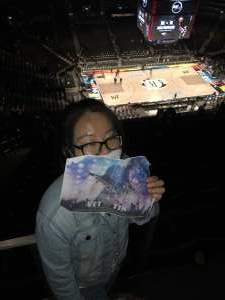 Yuki attended Brooklyn Nets vs. Boston Celtics - NBA - First Round Playoffs! ** Vaccinated Fan Section Only ** on Jun 1st 2021 via VetTix