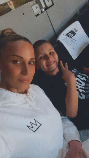 Nicole Mac attended Brooklyn Nets vs. Boston Celtics - NBA - First Round Playoffs! ** Vaccinated Fan Section Only ** on Jun 1st 2021 via VetTix