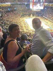 Chris attended Brooklyn Nets vs. Boston Celtics - NBA - First Round Playoffs! ** Vaccinated Fan Section Only ** on Jun 1st 2021 via VetTix