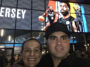 Juan attended Brooklyn Nets vs. Boston Celtics - NBA - First Round Playoffs! ** Vaccinated Fan Section Only ** on Jun 1st 2021 via VetTix