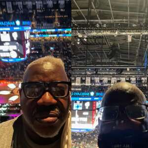 BK Nets attended Brooklyn Nets vs. Boston Celtics - NBA - First Round Playoffs! ** Vaccinated Fan Section Only ** on Jun 1st 2021 via VetTix
