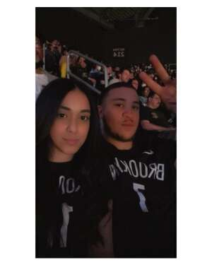 Michaell  attended Brooklyn Nets vs. Boston Celtics - NBA - First Round Playoffs! ** Vaccinated Fan Section Only ** on Jun 1st 2021 via VetTix
