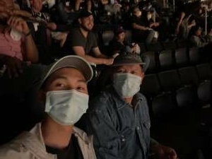 Games on attended Brooklyn Nets vs. Boston Celtics - NBA - First Round Playoffs! ** Vaccinated Fan Section Only ** on Jun 1st 2021 via VetTix