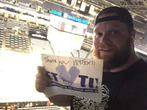 Jeremy attended Brooklyn Nets vs. Boston Celtics - NBA - First Round Playoffs! ** Vaccinated Fan Section Only ** on Jun 1st 2021 via VetTix
