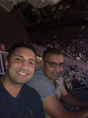 Phil attended Brooklyn Nets vs. Boston Celtics - NBA - First Round Playoffs! ** Vaccinated Fan Section Only ** on Jun 1st 2021 via VetTix