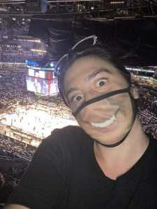 LD attended Brooklyn Nets vs. Boston Celtics - NBA - First Round Playoffs! ** Vaccinated Fan Section Only ** on Jun 1st 2021 via VetTix