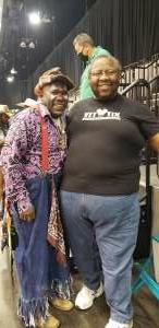 Willie Russaw  attended Bill Pickett Invitational Rodeo in Association With PBR on Jun 13th 2021 via VetTix