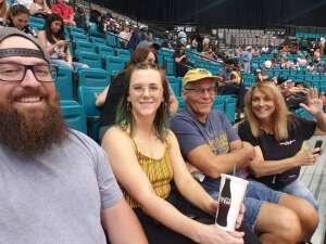 Andrew  attended Bill Pickett Invitational Rodeo in Association With PBR on Jun 13th 2021 via VetTix