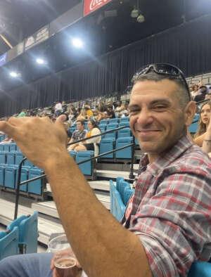 AdamE attended Bill Pickett Invitational Rodeo in Association With PBR on Jun 13th 2021 via VetTix
