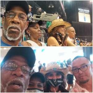 Leonard  attended Bill Pickett Invitational Rodeo in Association With PBR on Jun 13th 2021 via VetTix