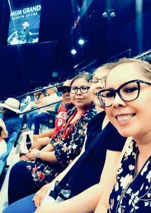 Miranda Anderson attended Bill Pickett Invitational Rodeo in Association With PBR on Jun 13th 2021 via VetTix