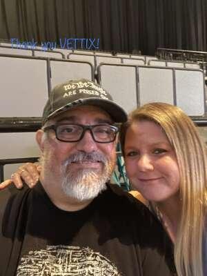 Anna attended Bill Pickett Invitational Rodeo in Association With PBR on Jun 13th 2021 via VetTix