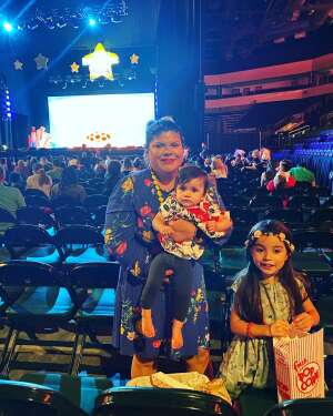 Joy Kennedy  attended Baby Shark Live! on Jun 2nd 2021 via VetTix