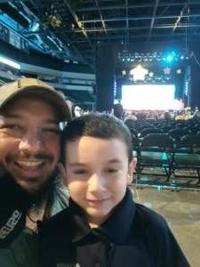 Rob attended Baby Shark Live! on Jun 2nd 2021 via VetTix