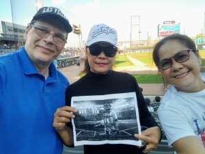 Joe attended Chicago Dogs vs. Gary SouthShore RailCats - American Association of Independent Professional Baseball on Jun 5th 2021 via VetTix