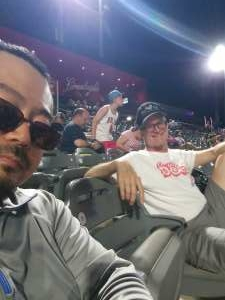 Mike attended Chicago Dogs vs. Gary SouthShore RailCats - American Association of Independent Professional Baseball on Jun 5th 2021 via VetTix
